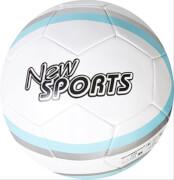 New Sports Fußball Attack, Größe 5, PVC, unaufgeblasen, ca. 280 g, ab 3 Jahren