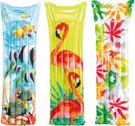 Luftmatratze Fashion, 3-fach sortiert