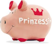 Sparschwein ''Prinzessin'' - Kleinschwein von KCG - Höhe ca. 9 cm