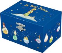 Spieldose Kleiner Prinz© Dunkelblau