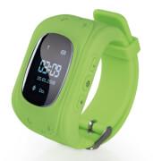 EASYmaxx Armbanduhr Kids Smart Watch OLED limegreen