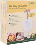 GRÜNSPECHT Bio-Baby-Abdruckset